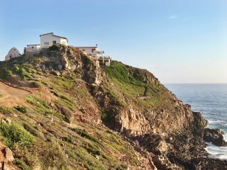 Rancho Del Mar at Baja Off the Grid, an eco cliff side retreat