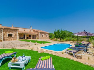SON TALAIETA - Villa for 6 people in Algaida