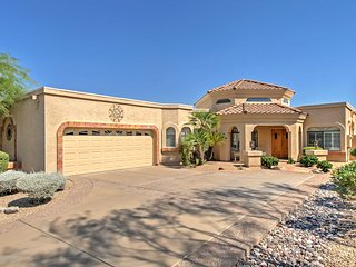 NEW! 3BR Mesa House on Golf Course w/ Private Pool