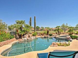 Elegant Mesa House on Golf Course w/ Private Pool!