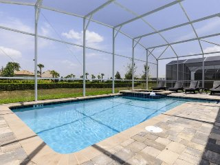 9069HS. Gorgeous 9 Bedroom ChampionsGate Resort Pool Home