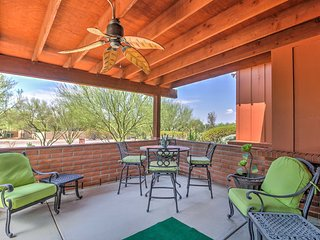 Charming Tucson Apartment w/Patio & Desert Views!