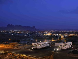 RV - Motor-home Oman