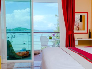 Charming Sea View Studio on Rawai Beach - Phuket³