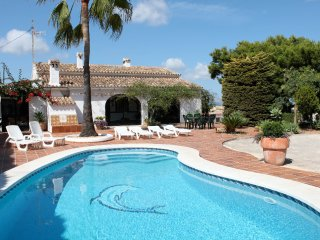 Finca Coello - charming, Spanish finca style holiday villa in Benissa