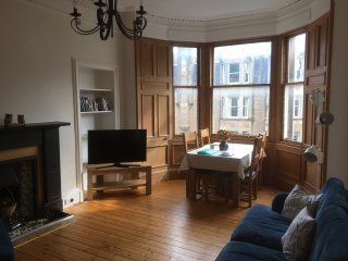 Spacious Flat in Popular Bruntsfield