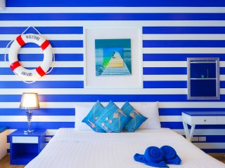 Baan SanNgam Beachfront Condominium Cha-am_IBE One Bedroom Apartment
