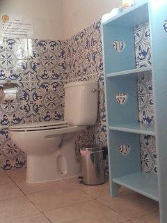 Bathroom Casa Azul.