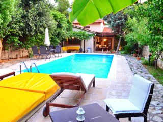 Luxury Villa Irina with Private Swimming Pool and Mediterranean Garden