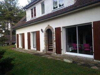 Villa renovee a Hardelot Plage  4 chambres