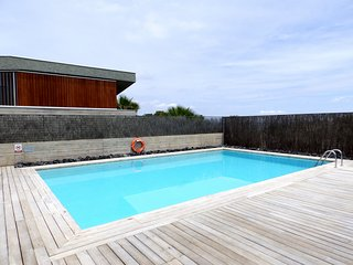 Wonderful duplex with direct access to the seaside