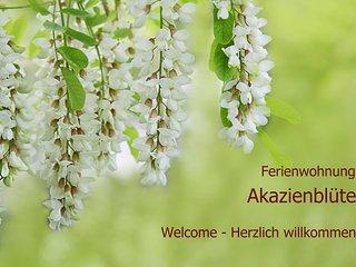 Ferienwohnung 'Akazienblute', Ihr Domizil nahe dem Weltkulturerbe Bamberg