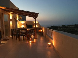 Fabulous Xaghra Penthouse with huge terrace and pool