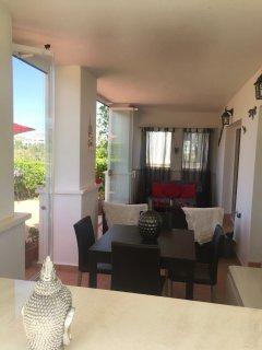 Glazed Terrace