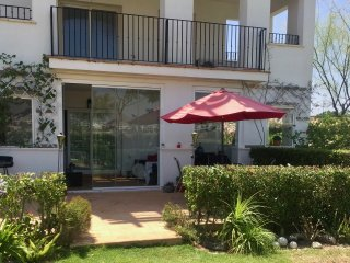 Glazed Terrace and Large Patio for outdoor Living and BBQ
