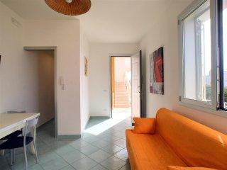 Appartamento 4 Colonne, Vista Mare, 2 camere, 6 pax, S. Maria al Bagno