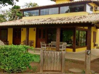 Casa Búzios Manguinhos 4 Suites Frente para Praia