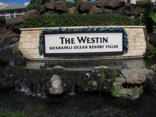 Maui Westin Ka'anapali -- Prime Weeks for Spring & Summer 2018