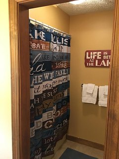 Other side of second level bathroom