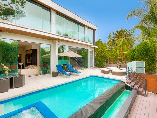 Sunset Strip Contemporary Villa