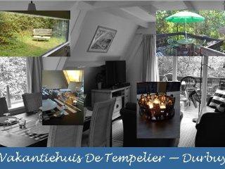 """Vakantiehuis """"De Tempelier"""" Ardennen - 4 personen - Durbuy"""