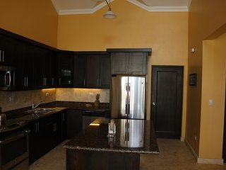 gourmet kitchen fully equipped