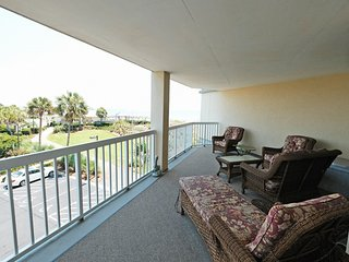 Fordham 201, Ocean View, 3bd/3bth Condo, Litchfield Beach & Golf