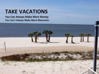 STAY IN THE ONLY BEACH FRONT CONDO IN BILOXI