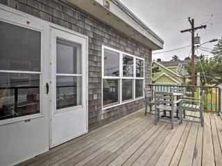 New! Splendid 4BR Oceanside House w/ Ocean Views!