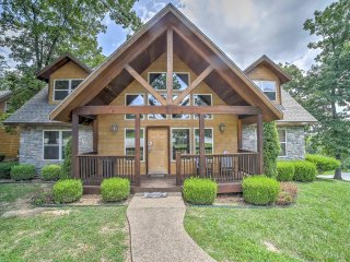 NEW! 4BR Branson House w/ Lake Views!