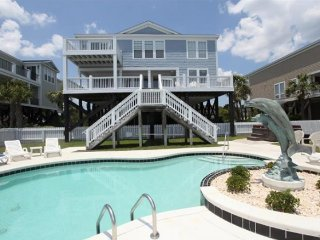 Luxury 6 Bedroom Beach House w/ Pool, Hot Tub & Elevator!