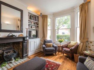 Retro Style home in Clapham