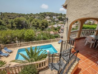 Kanky 6 - modern, well-equipped villa with private pool in Benissa coast
