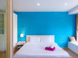 Baan SanNgam Beachfront Condominium Cha-am_BAA One Bedroom Apartment