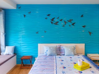 Baan SanNgam Beachfront Condominium Cha-am_BAB One Bedroom Apartment