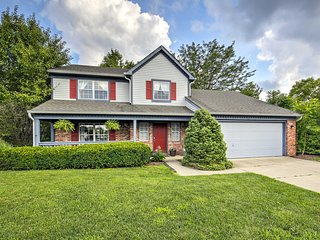 NEW! Charming 3BR Fishers House w/Beautiful Patio!