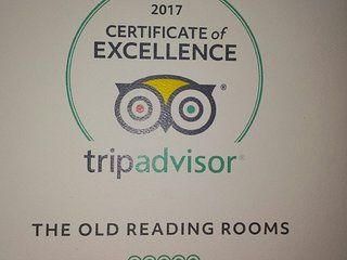 Our 2nd Award from our past Guests , many thanks to you all , much appreciated !!