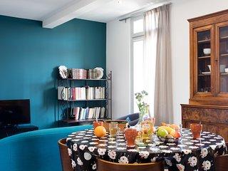 Bleu brueys laissac - Premiere Conciergerie