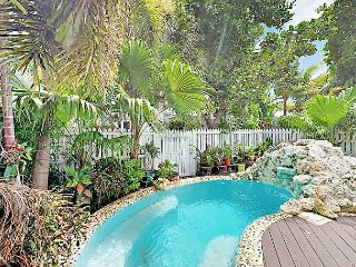 1BR Restored Conch House w/ Pool & Deck