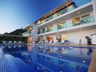 Villa Montana-Kalkan Luxury 7 BDR/Sleeps 14,Jacuzzi,Infinity Pool,Activities