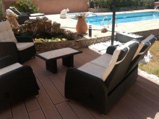 Villa Cote Bleue  piscine privee- prox mer Calanques Marseille