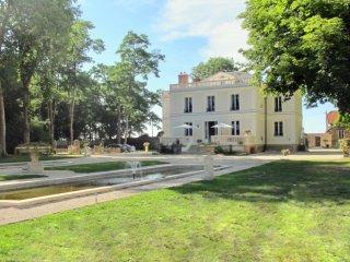Maison avec jardin et piscine pour séjour nature