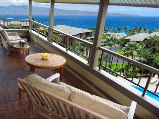 Kapalua Ridge Villa Panoramic Ocean Views  Sept Special 7th Night Free!