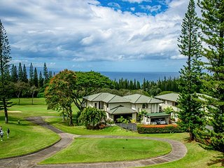 Kapalua Gold Fresh Designer Remodel Ocean Views! Fall Special 7th Night Free