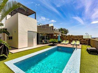 Luxurious villa in El Duque