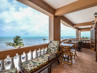 Oceanfront luxury condo. 3rd floor views and breezes. 3 shared pools and pier!