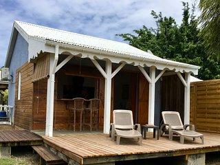 St François-  Le Colibri - Coquet bungalow