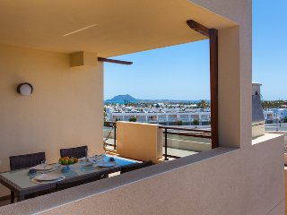 Apartamento Bahia de Corralejo (Terraza con Jacuzzi)