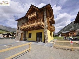 Eco House Livigno - Mara Garden