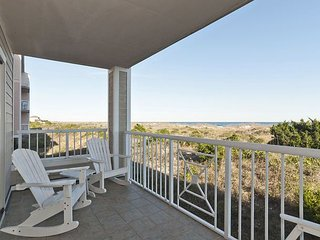 Relax in the elegance of this 'Sterling Edition' oceanfront condo
